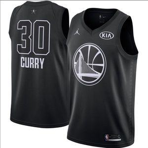 Nike Stephen Curry Swingman All-Star Jersey Size L